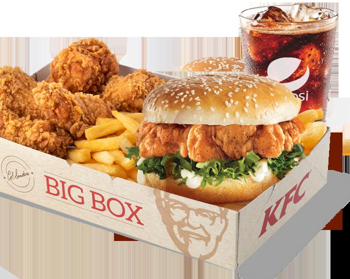 FILET BOX