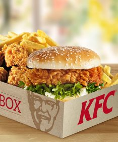 ZINGER BIG BOX