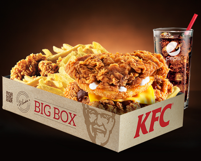 Double Down Tower Box
