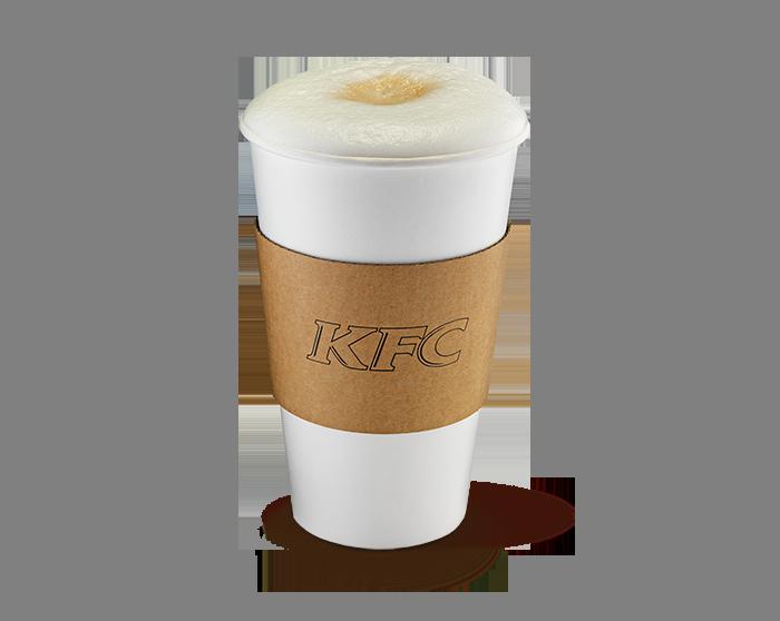 Kava z mlekom Velika
